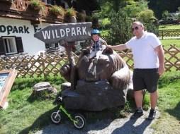 Wildpark pod Grossglocknerem