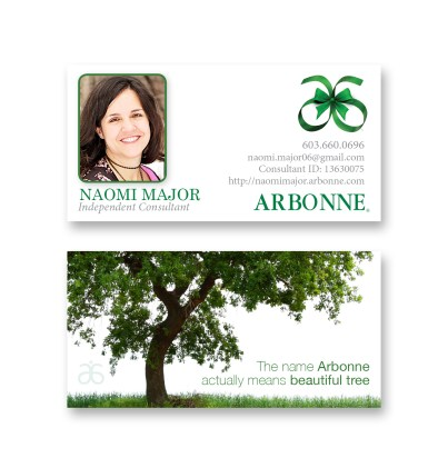 "3.5"" x 1.75"" Slim Business Cards"