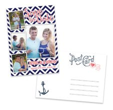 "5"" x 7"" Save the Date Postcard"