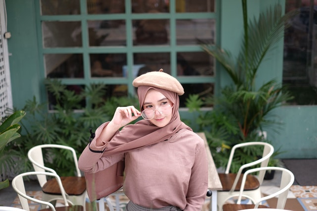 Fashion Hijab kreativv ID