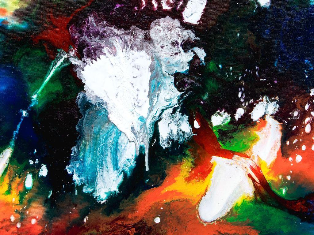 Lukisan Abstrak 2