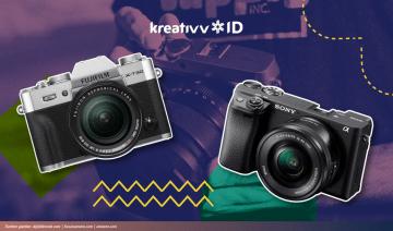 10 Kamera Mirrorless Terbaik Harga 5 Juta-an