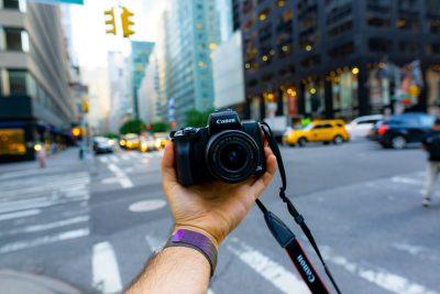 kamera vlog 8