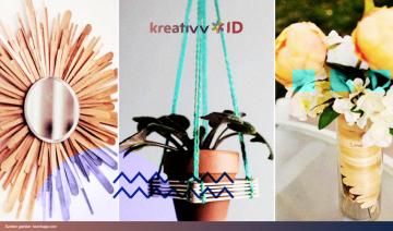 3 Kerajinan dari Stik Es Krim Buat Meningkatkan Kreativitasmu