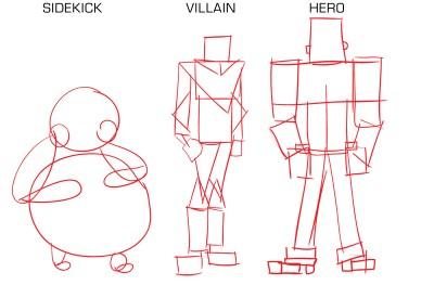 desain karakter 5
