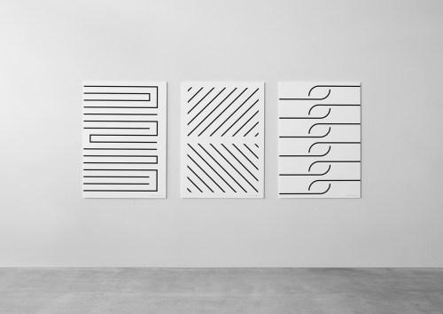 contoh garis dalam desain