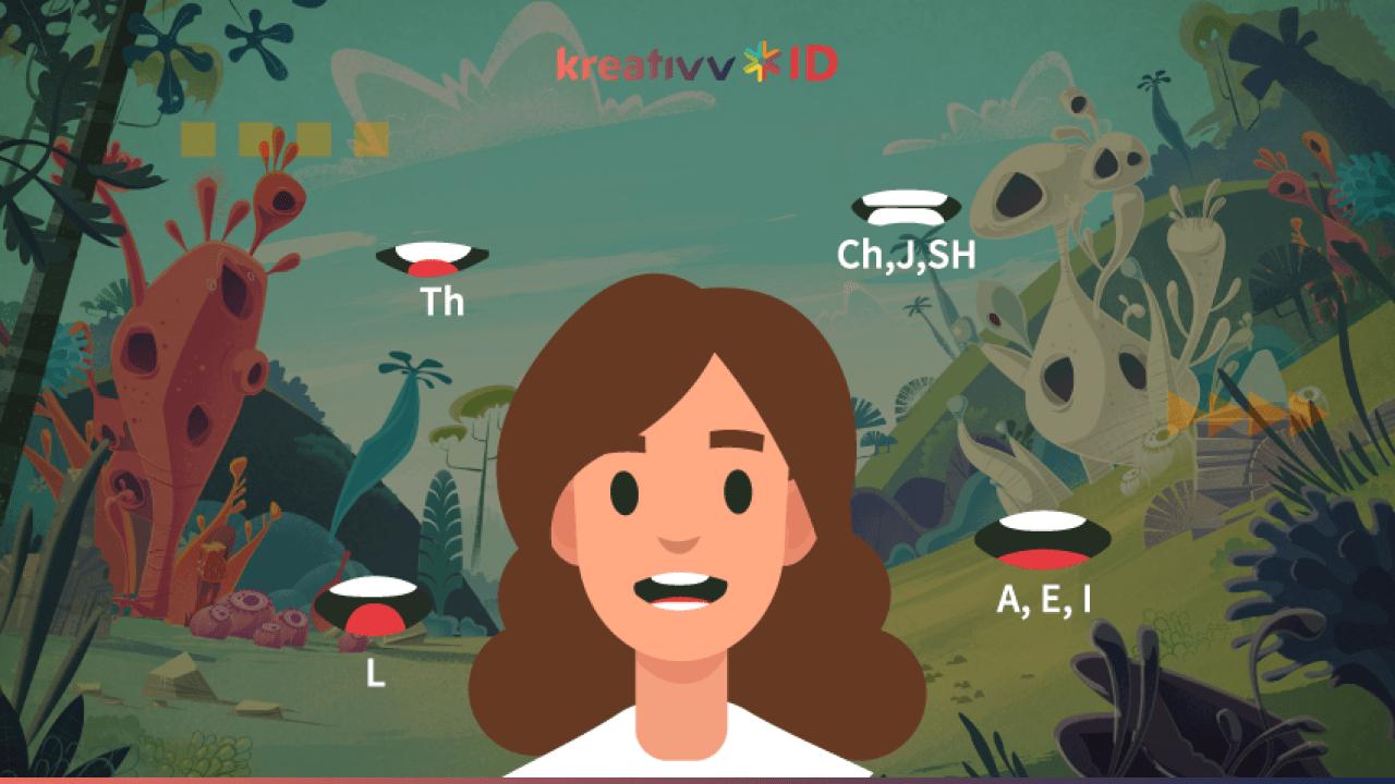Cara Membuat Lip Sync Di Video Animasi