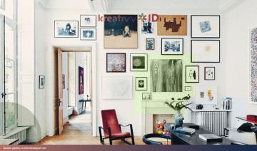 4 Ide Hiasan Dinding Unik dan Cara Membuatnya