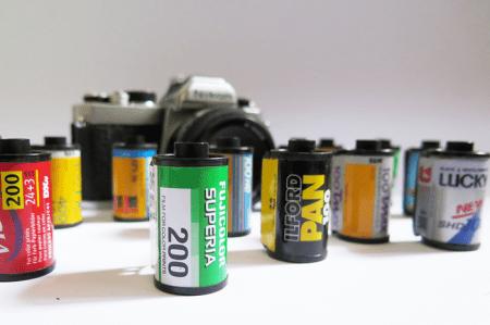 kamera analog 1