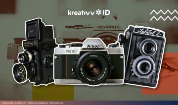 Kelebihan dan Kekurangan Kamera Analog