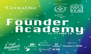 Wujudkan Ide Startupmu di Founder Academy