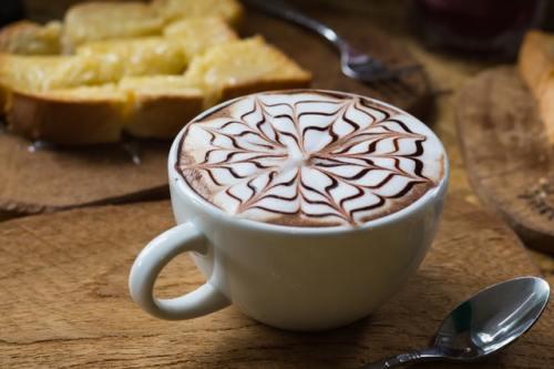 Cara Membuat Latte Art 5