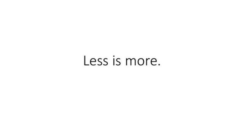 hidup minimalis 2