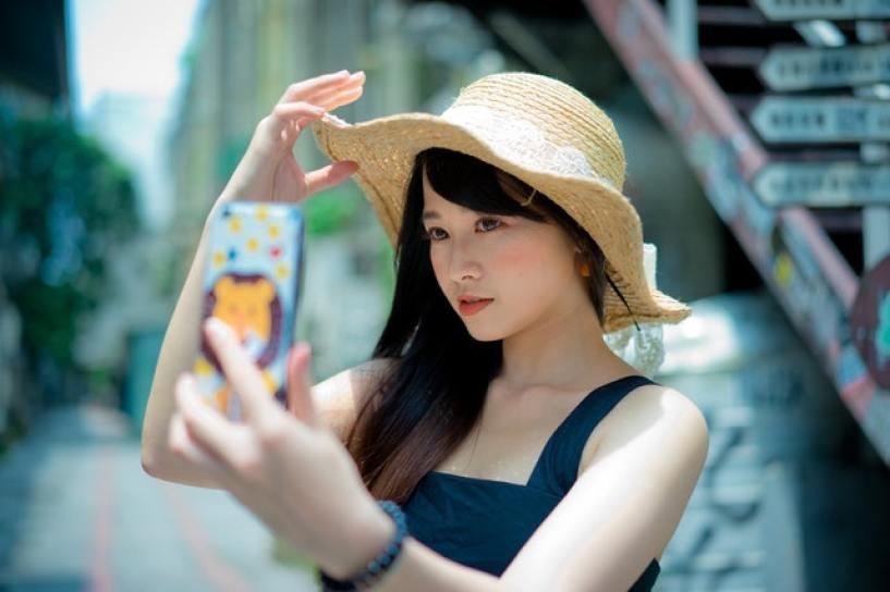 Edit Foto Ala Korea 2