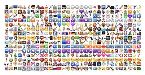 arti emoji 7