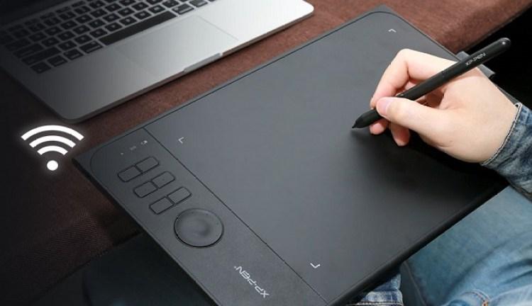 menggambar-di-pen-tablet