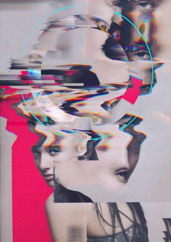 glitch effect 2