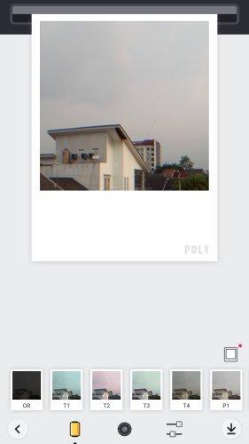 Cara Membuat Foto Polaroid 3