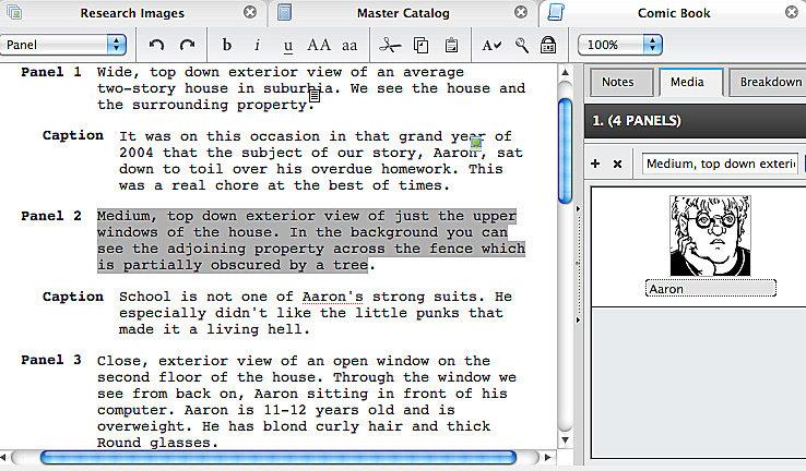 cara membuat naskah cerita 2