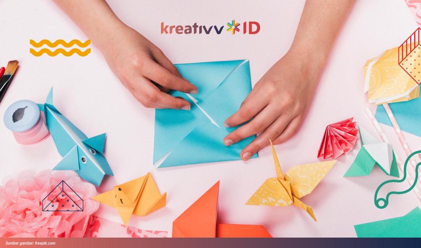Menghias Kamar dengan Kreasi Origami