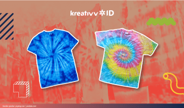 Cara Membuat Tie Dye Anti-Gagal