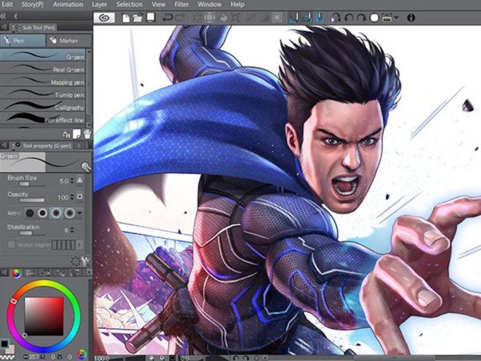 clip-studio-paint-pro