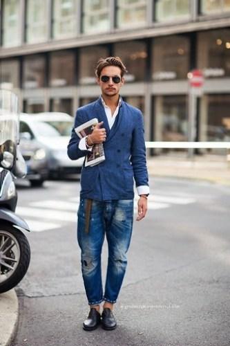 Jenis Celana Jeans Pria 3