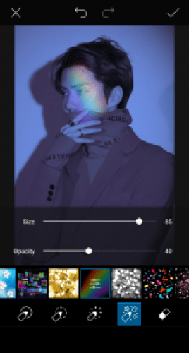 Rainbow effect 7