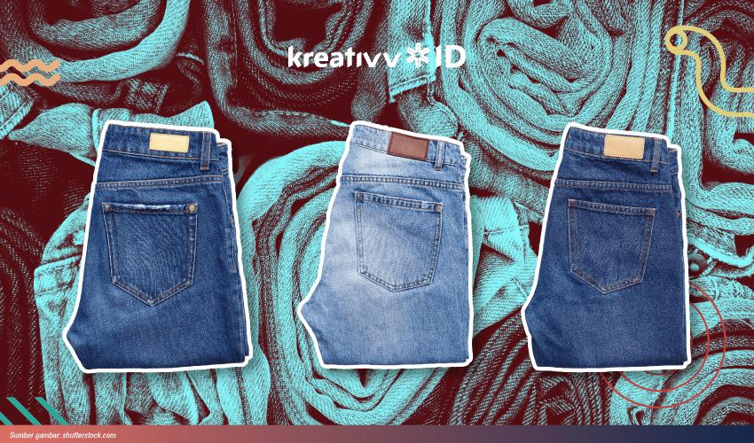 jenis celana jeans pria