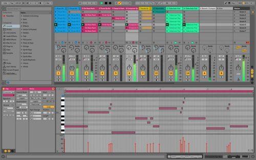Aplikasi Pembuat Musik PC 1
