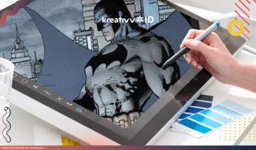 Restoring Comic: Bikin Komik Lawas Kelihatan Baru Lagi