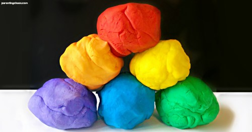 cara membuat clay 2