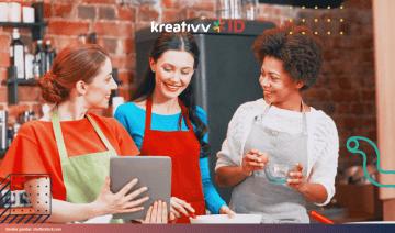4 Rekomendasi Kursus Online Buat Belajar Masak
