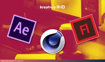 7 Motion Graphic Software untuk Pemula Sampai Profesional