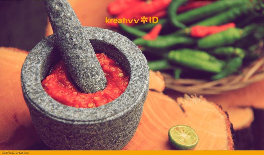 Cara membuat sambal