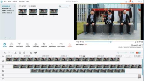 Cara mengedit video 3
