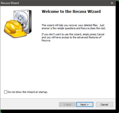 Cara mengembalikan file yang terhapus di Android 1