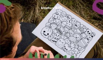 Tutorial Lengkap Cara Membuat Doodle Art untuk Pemula