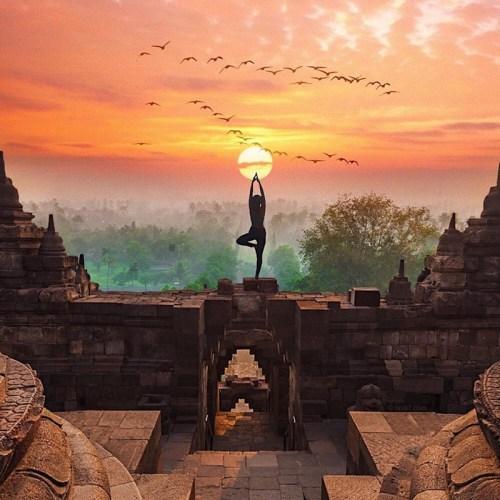 Candi Borobudur 1
