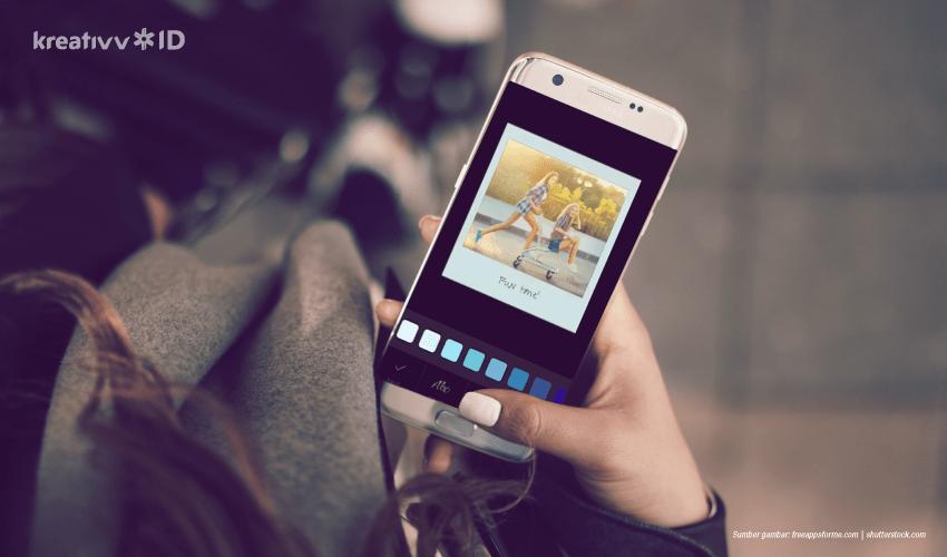 4 Aplikasi Edit Foto Polaroid di Android dan iPhone Gratis