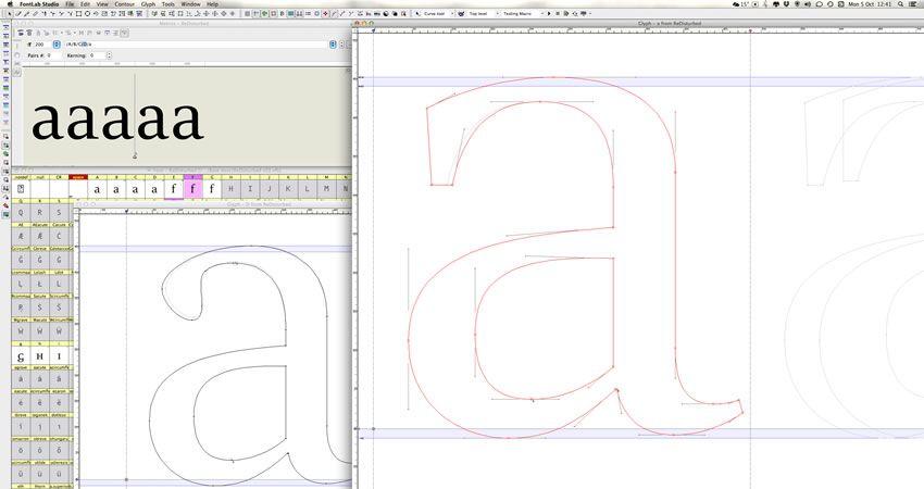 Aplikasi pembuat font 1