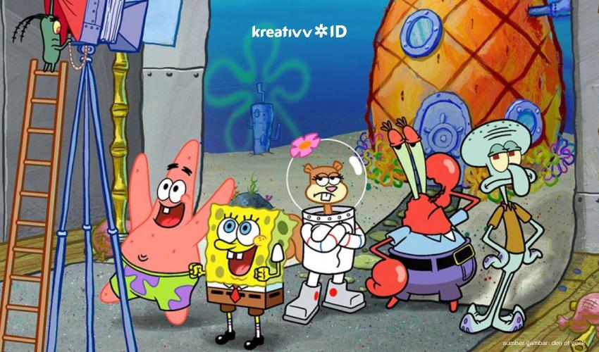 kuis-trivia-spongebob