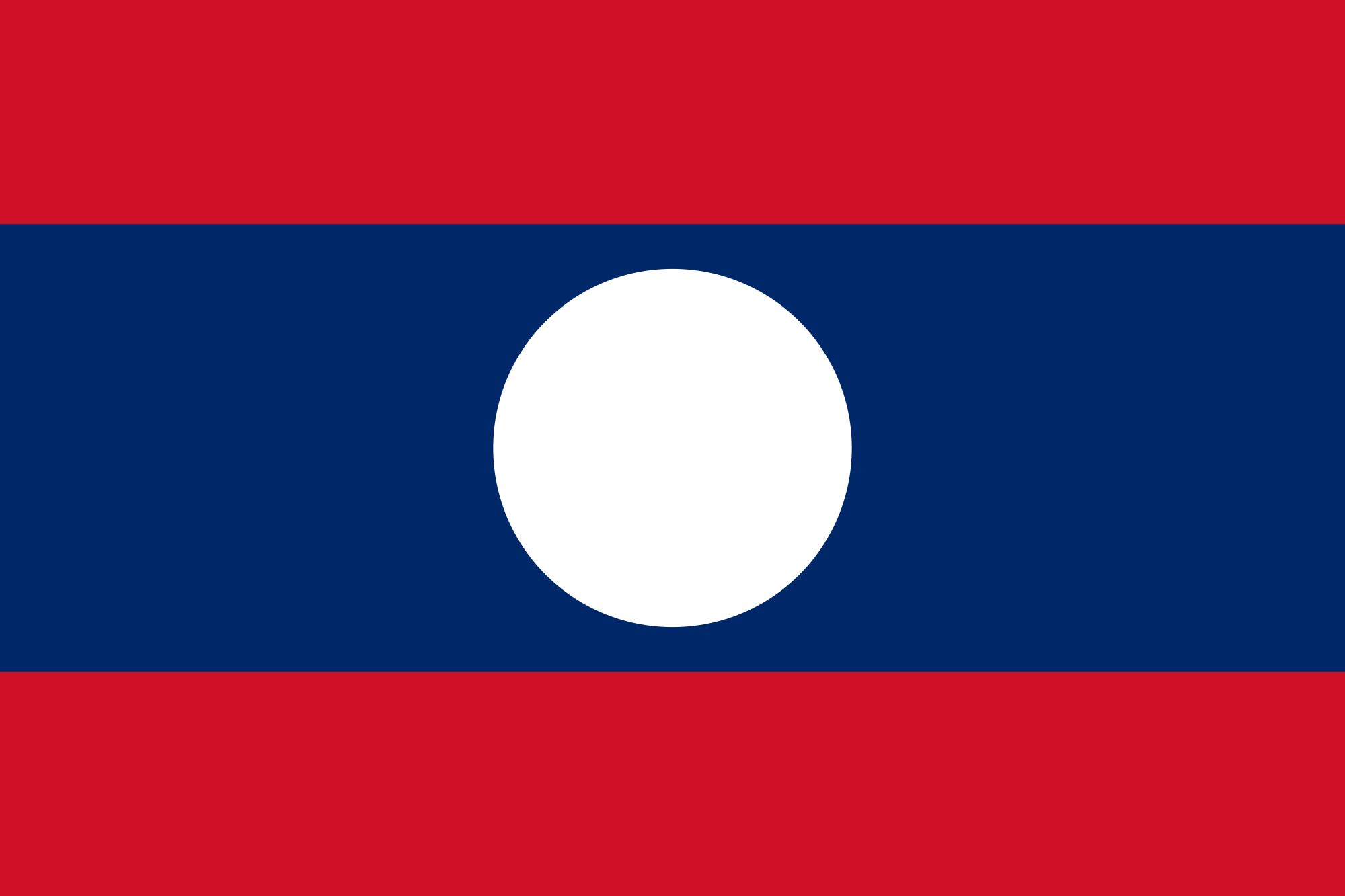 bendera-laos