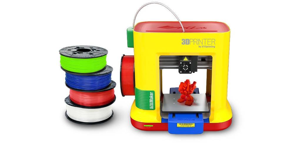 Perangkat 3D Printer 3