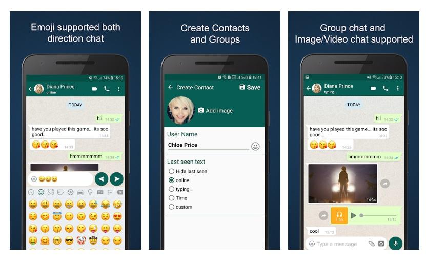 Fake Chat: Dari Bahan Prank Jadi Cerita Fiksi