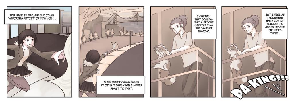 format webtoon