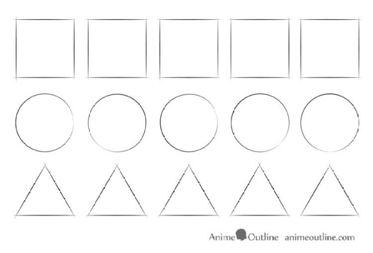 latihan-bentuk-dasar-pola-anime