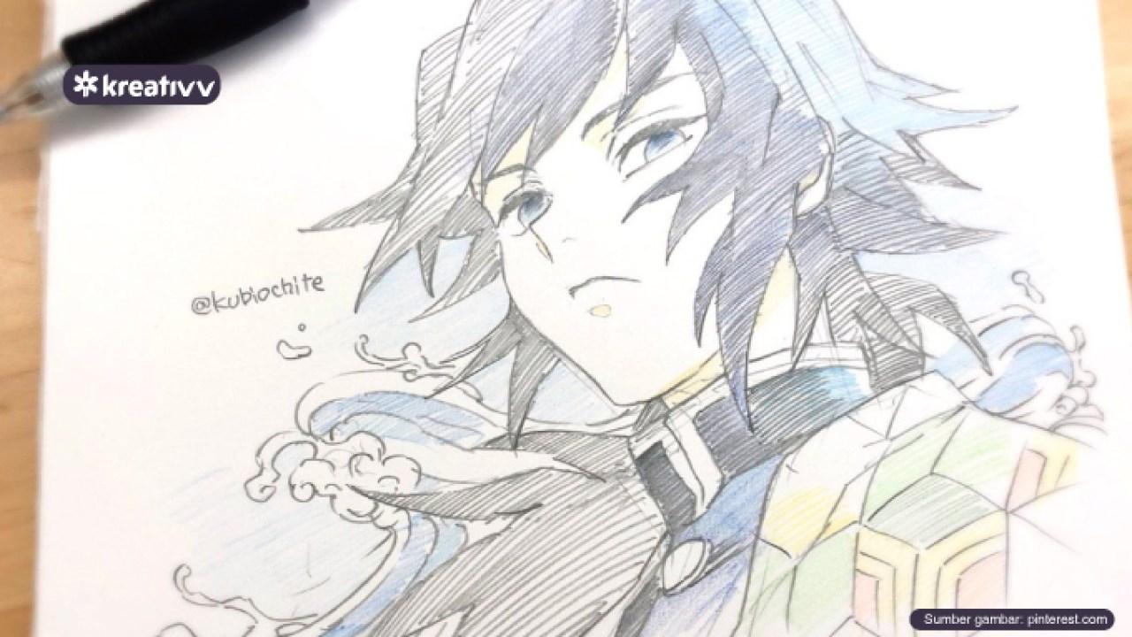 Yuk Simak Cara Menggambar Anime Untuk Pemula
