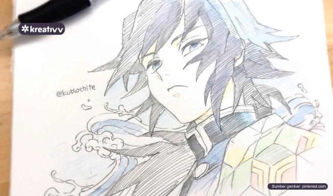 Cara-Menggambar-Anime-untuk-Pemula