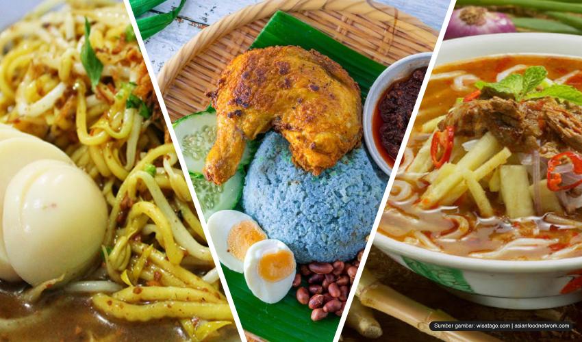 menu sarapan khas melayu di Batam